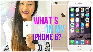 What's On My iPhone 6? UPDATED Thumbnail