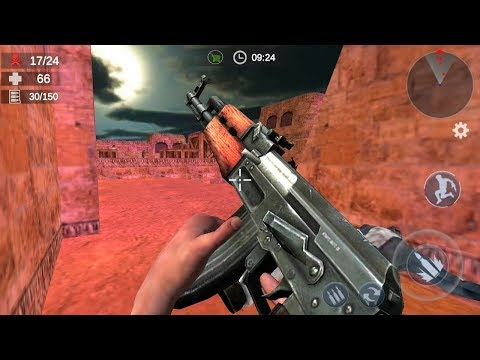 Zombie 3D Gun Shooter- Free Offline Shooting Games - Gameplay Trailer (Android Game)