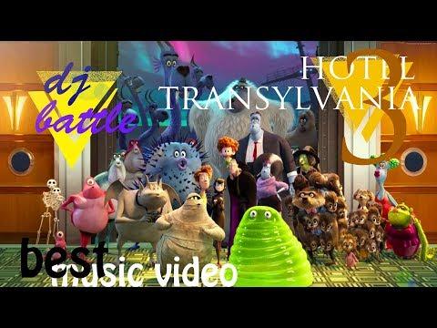 Hotel Transylvania 3 DJ Battle (music Video)