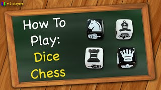 How to play Dİce Chess