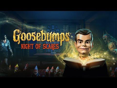 МУРАШКИ ОТ ХОРРОРА - Goosebumps Night of Scares