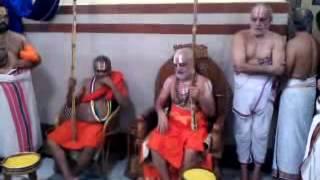 Gambar cover Sri Ahobila Mutt Jeeyar swami's managalashasanam