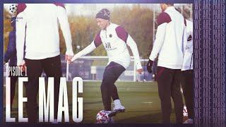 Dans les coulisses de la préparation de Paris Saint-Germain 🆚 Manchester United ! 📺🔴🔵
