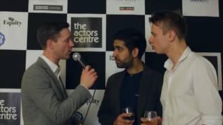 Alan Bates Award 2016 - Runners Up
