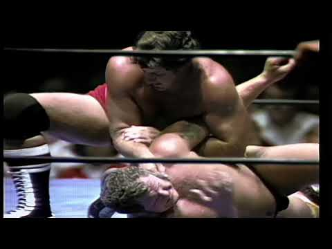 Harley Race vs Terry Funk (NWA Title Match, JULY 1, 1977)