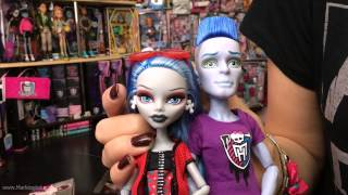 ���������� ���� �� ����� �������� Slo Mo Monster High ����� �� �������