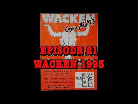 Festival Flashback: Episode 21 - Wacken 1993
