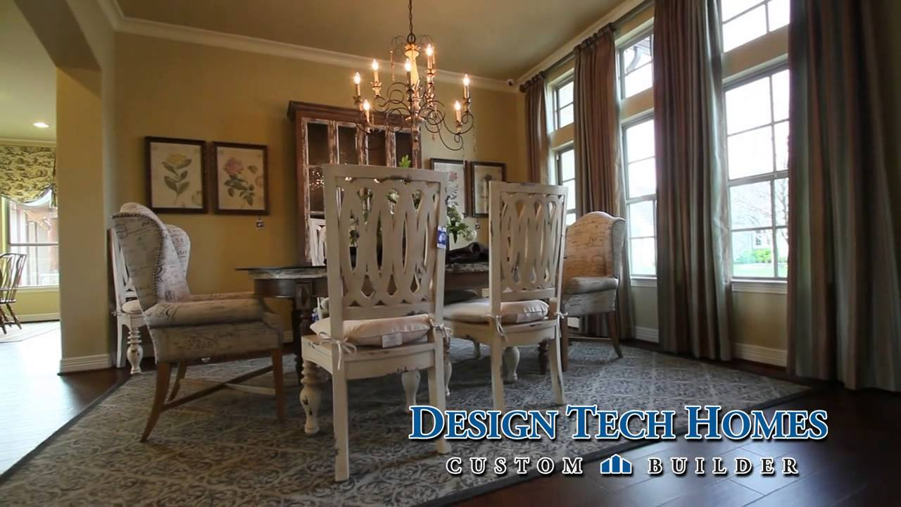 Design Tech Homes - The MainStreet America Collection - YouTube