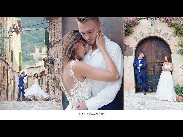 Marlena i Piotr - Nasz ślub