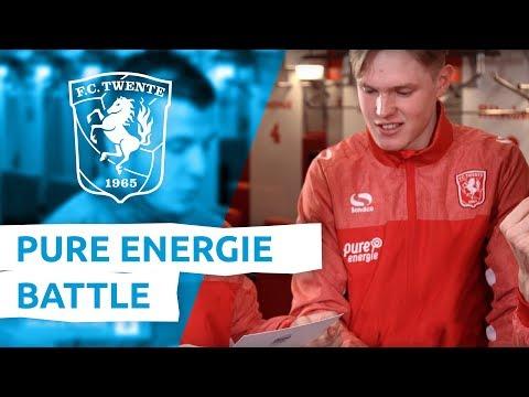 Pure Energie battle bij FC Twente