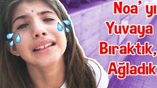 On the first day of Noah's Kindergarten, we all cried :( | Bizim Aile