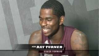Aggie Basketball Tipoff: 1 on 1 with Ray Turner