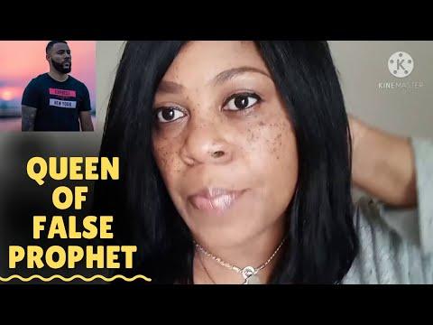 Queen of False Prophet/Prophetic People/ Internet Preacher Marcus Rogers | Hood Evangelist