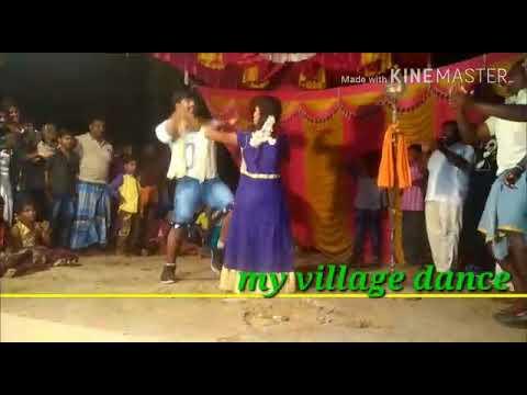 Kammal Ah Na Iruntha Kana Song Village Dance Cover 2018