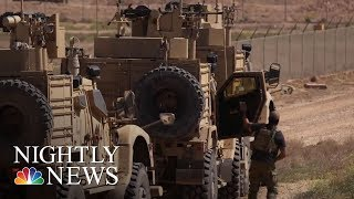 U.S. Troops Who Came Under Fire From Russian Mercenaries Prepare For More Attacks | NBC Nightly News thumbnail