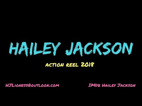 Hailey Jackson Action Reel 2018