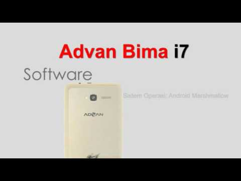 Advan Bima i7 Spesifikasi dan Review