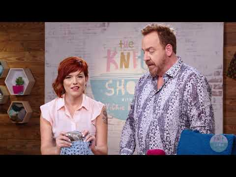 THE KNIT SHOW: The Bags Episode (Knitting & Crochet)