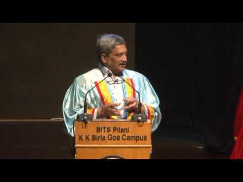Convocation 2016, BITS Pilani K K Birla Goa Campus Part-3