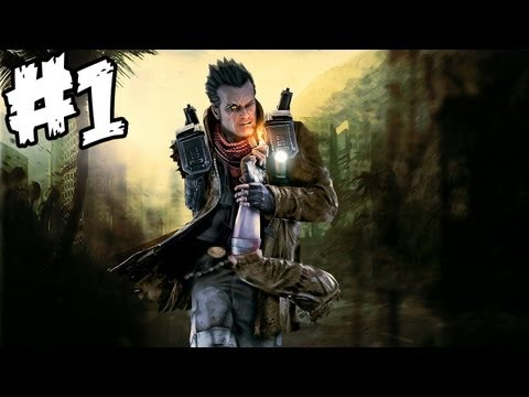 NeverDead Walkthrough - Part 1 - HD Let's Play (Xbox 360 / PS3 Gameplay & Commentary)