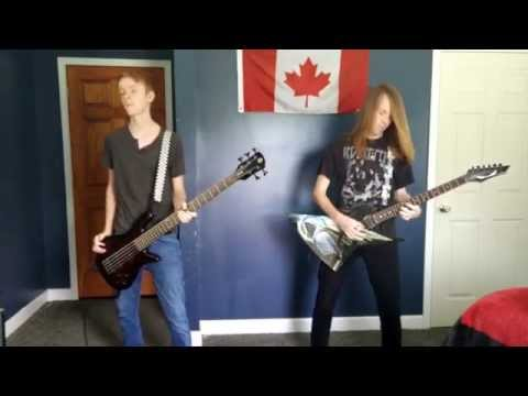Volbeat - Fallen (Guitar and Bass) Cover