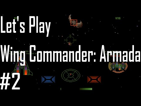 Wing Commander: Armada - Gaining a Foothold - Entry 2/4