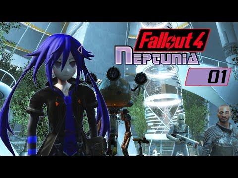 Fallout 4 Neptunia (Survival) 01 - Awakening