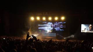 zeds dead at red rocks new song w illenium deadrocks 2017
