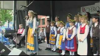 Swedish American Children&#39s Choir 2011: Swedish Days Geneva Chamber Geneva, IL