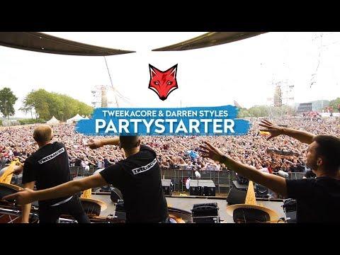 Tweekacore & Darren Styles - Partystarter (Official Video Clip)