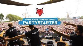 Смотреть клип Tweekacore & Darren Styles - Partystarter
