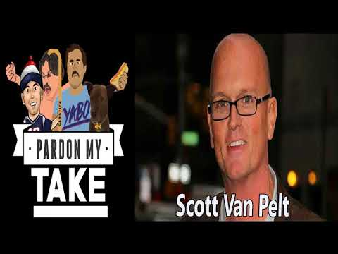 SPORTS & RECREATION - Pardon My Take - Ep.#10.8: Scott Van Pelt Live From Vanny Woodhead