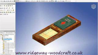 Travel Cribbage Board.wmv