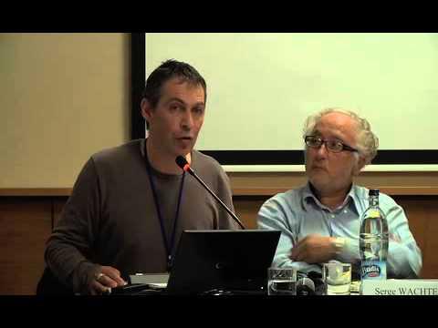 "Alain Renk (FR) - Conference ""The city in 2112"", Bratislava, 2012"