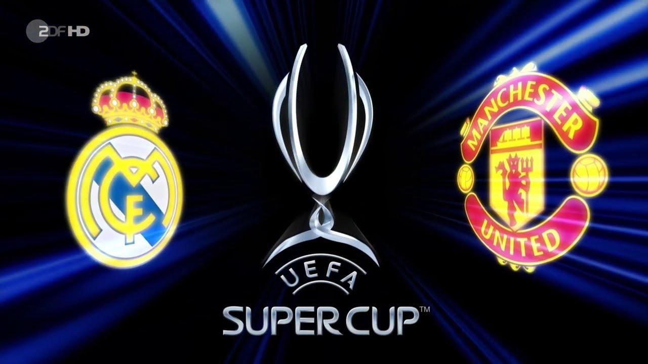 UEFA Super Cup 2017 Intro HD - YouTube