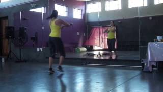 Zumba: Follow the Leader - Funny