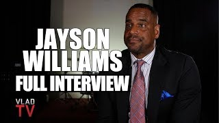 Jayson Williams on NBA Career, Accidentally Killing His Limo Driver, Prison (Full Interview)