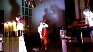 Johanna Kurkela - Avaruus, Live