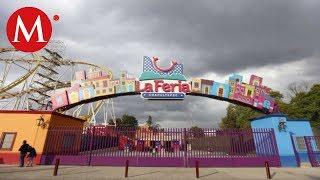 Gobierno de CdMx suspende actividades de la Feria de Chapultepec