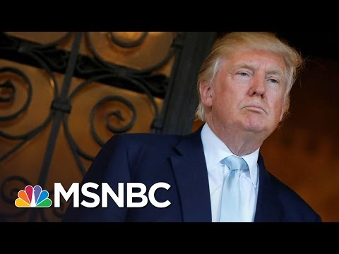 Donald Trump Faces New Resistance And Low Poll Numbers | The Last Word | MSNBC