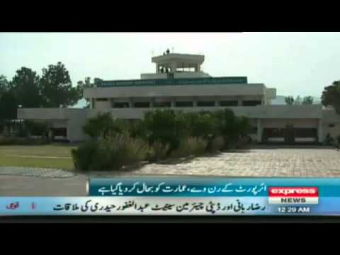Saidu Sharif Airport Closures not Only local Citizens and Tourists are Deprived of air Travel but Al
