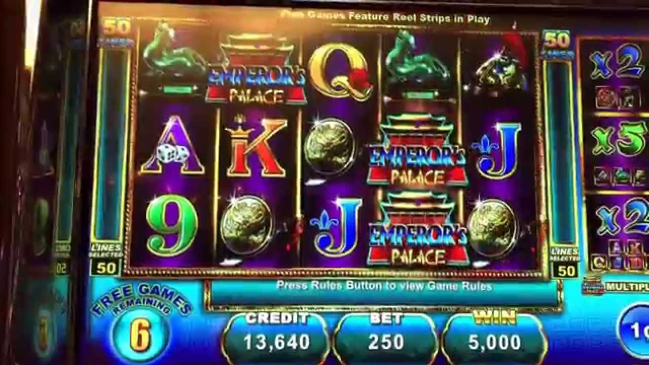 Slot Machine Bonus Max Bet