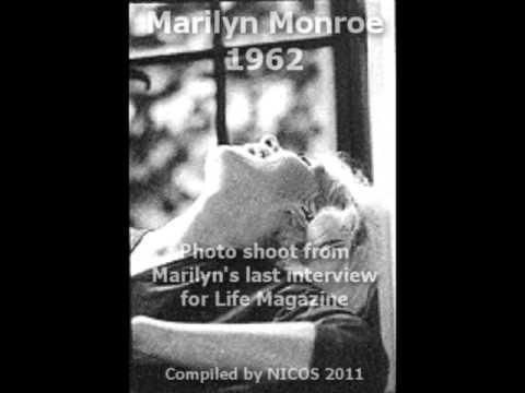 Marilyn Monroe Live Interview 1962