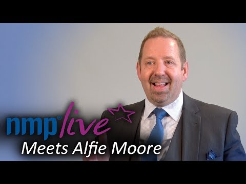 NMP Live Meets Alfie Moore - Comedian and Serving Detective Sergeant