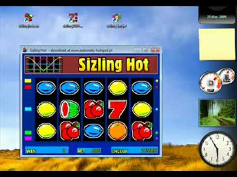 sizzling hot pc download