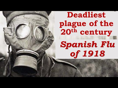 1918 Spanish Flu historical documentary | Swine Flu Pandemic | Deadly plague of 1918