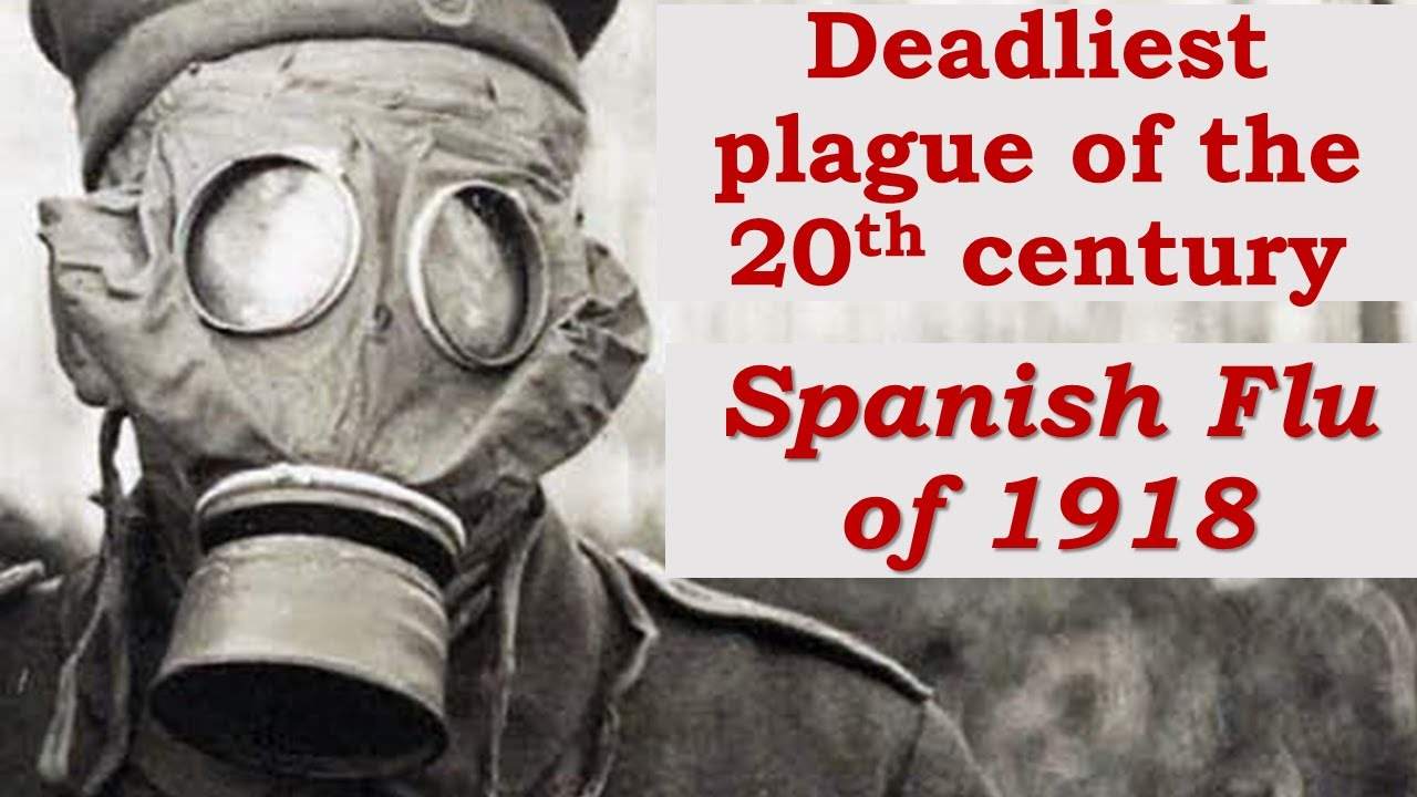 History Repeating Itself - Deadly Spanish Flu Pandemic 1918 (Swine Flu)