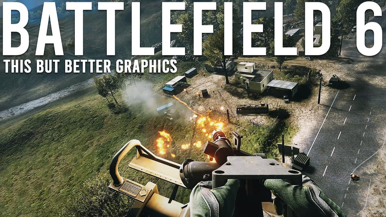 New Battlefield 2020.Battlefield 6 This But Better Graphics