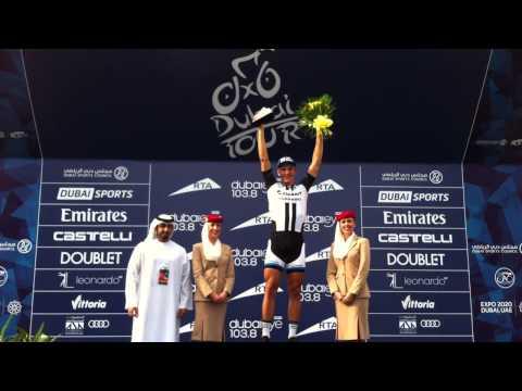 Marcel Kittel wins 2014 Dubai Tour 3rd stage
