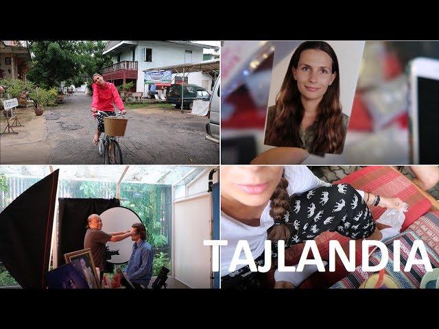 CHIANG MAI - TAJSKI FOTOGRAF, ST?UCZONA STOPA & HARACZ | AniaVlog